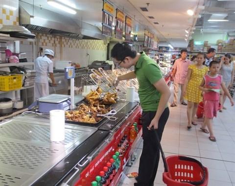Succes des preparations alimentaires dans les grandes villes hinh anh 1