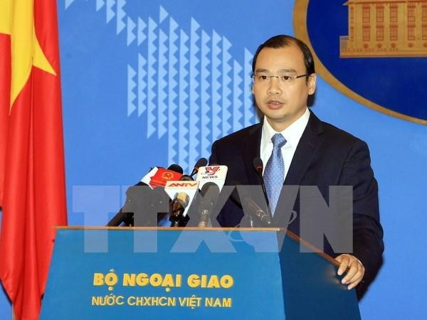 Taiwan doit arreter de porter atteinte a la souverainete du Vietnam hinh anh 1