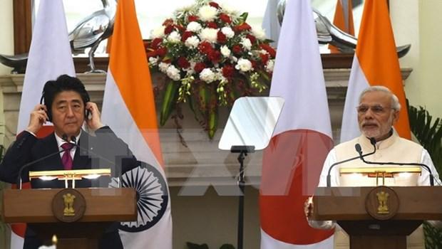 L'Inde et le Japon appellent a eviter tout acte unilateral en Mer Orientale hinh anh 1