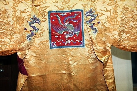 Carre mandarin, l'un des tresors de la dynastie des Nguyen hinh anh 2