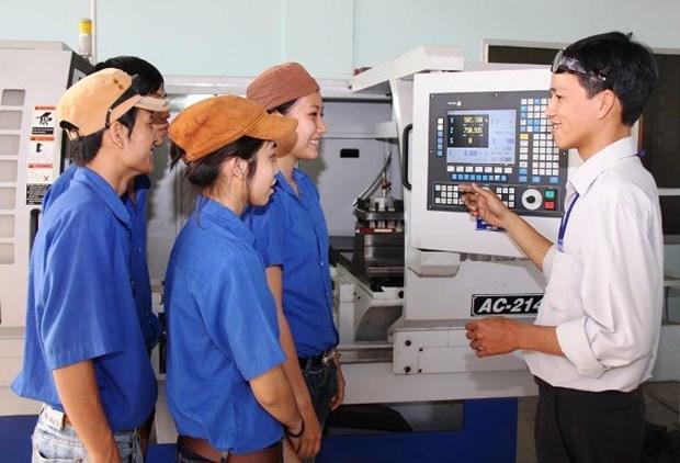 Formations professionnelles pilotes aux normes internationales dans 12 industries hinh anh 1