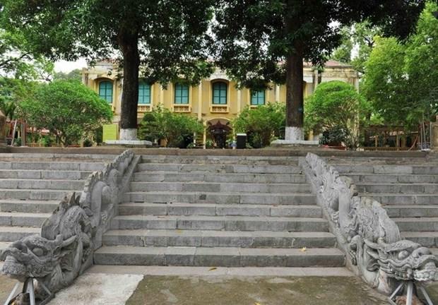 De nombreux nouveaux vestiges decouverts dans la citadelle royale de Thang Long hinh anh 1