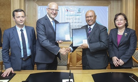 Totalgaz Vietnam rachete l'activite GPL de Petronas au Vietnam hinh anh 1