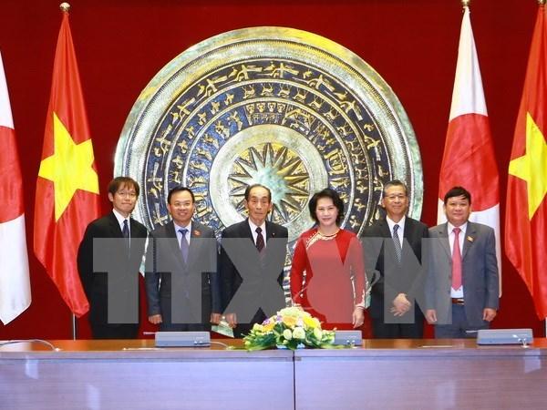 Les relations Vietnam - Japon connaissent un bel essor hinh anh 1