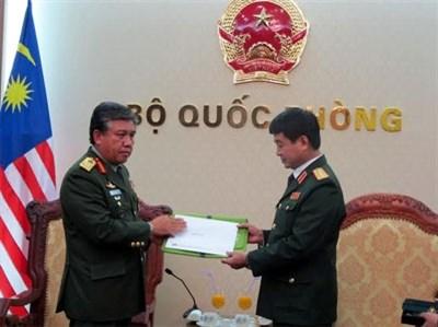 Le Vietnam invite au Salon asiatique de la defense en Malaisie hinh anh 1