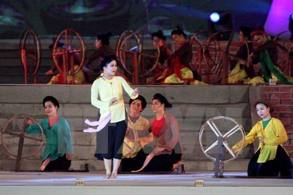 Festival des patrimoines culturels immateriels a Thanh Hoa hinh anh 1