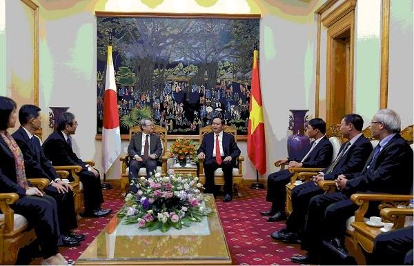 Le Vietnam et le Japon intensifient leur cooperation dans la securite hinh anh 1