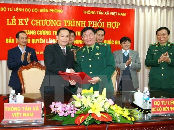 Promotion du travail de propagande sur la protection de la souverainete nationale hinh anh 1