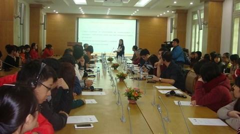 Conference sur le role de la communication dans les entreprises hinh anh 1