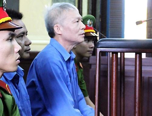 Neuf autres personnes condamnees dans l'affaire Agribank hinh anh 1