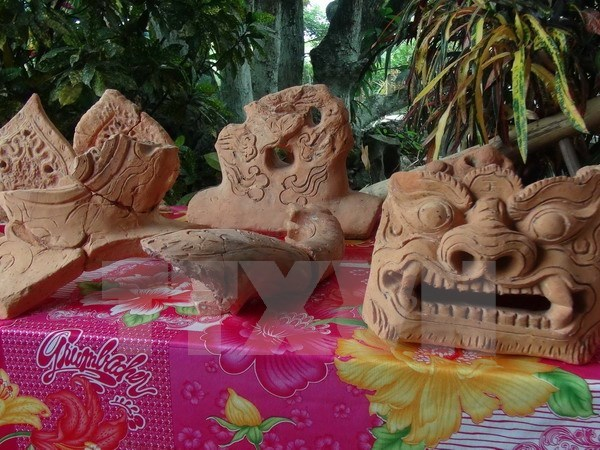 Thai Binh: publication de nouvelles decouvertes sur le palais royal Lo Giang hinh anh 1