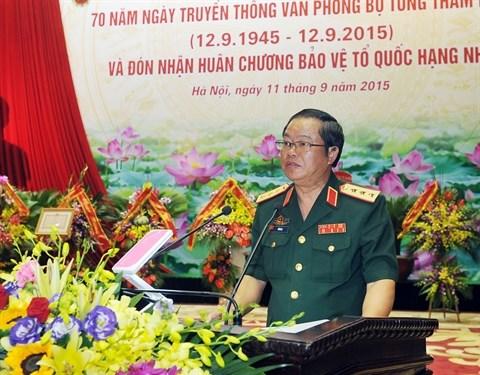 Mobiliser l'ensemble du peuple dans la defense nationale hinh anh 1