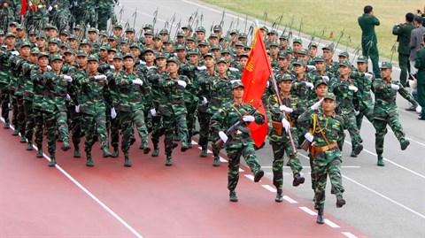 Mobiliser l'ensemble du peuple dans la defense nationale hinh anh 2