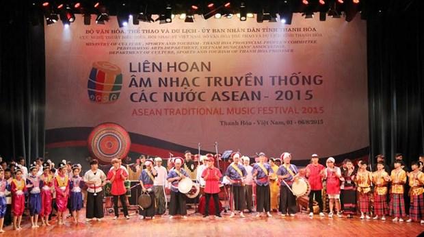 Le Vietnam conjugue les efforts pour edifier une culture aseanienne unie dans la diversite hinh anh 5