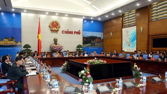 Le Comite national APEC 2017 se reunit a Hanoi hinh anh 2