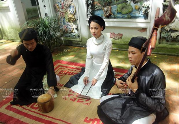 Preservation de la musique traditionnelle hinh anh 2