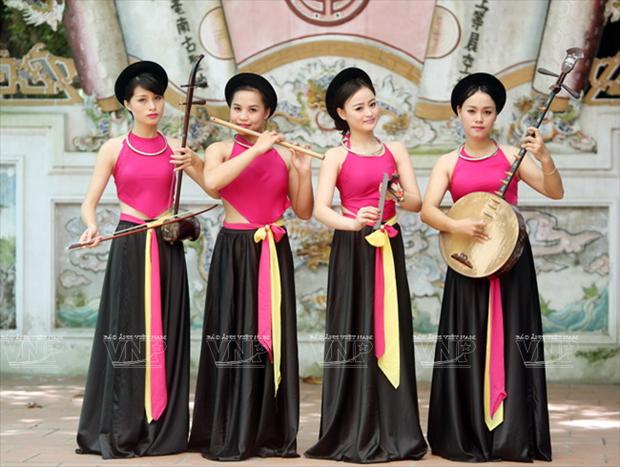 Preservation de la musique traditionnelle hinh anh 3