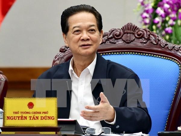 Le gouvernement et les localites discutent des plans pour 2016 hinh anh 1