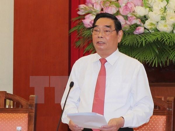 2015, une annee de succes pour la diplomatie populaire du Vietnam hinh anh 1
