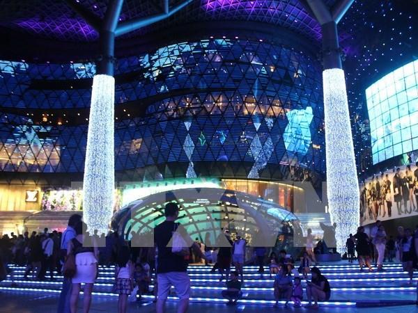 AEC : Singapour est pret pour « le grand terrain de jeu » hinh anh 1