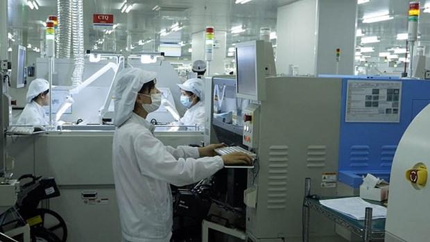 IDE : le Vietnam attire plus de 22 milliards de dollars en 2015 hinh anh 1