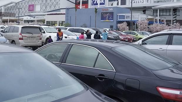 Automobile : plus de 240.000 vehicules automobiles vendus en 2015 hinh anh 1