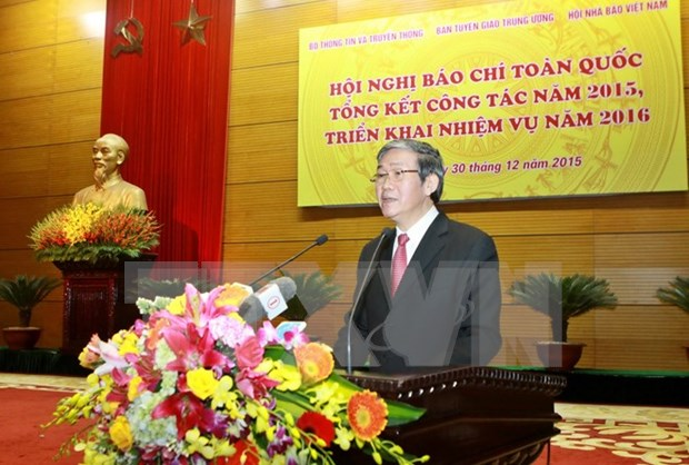 Conference-bilan sur la presse nationale hinh anh 1