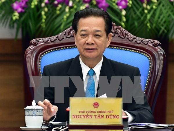 Le Premier ministre insiste sur la stabilite economique pour 2016 hinh anh 1