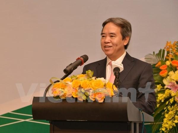 Le gouverneur de la Banque centrale demande de preter attention a l'inflation hinh anh 1