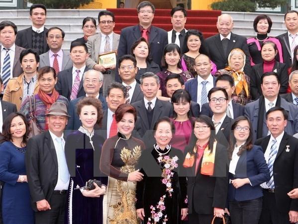 Programme pour les « Viet kieu » fin janvier hinh anh 1