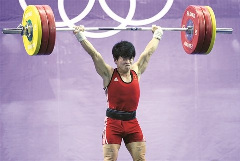 L'halterophilie vietnamienne s'envolera pour Rio hinh anh 1