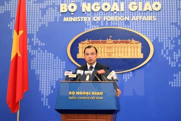 Le Vietnam proteste contre un vol d'essai par la Chine a Truong Sa hinh anh 1