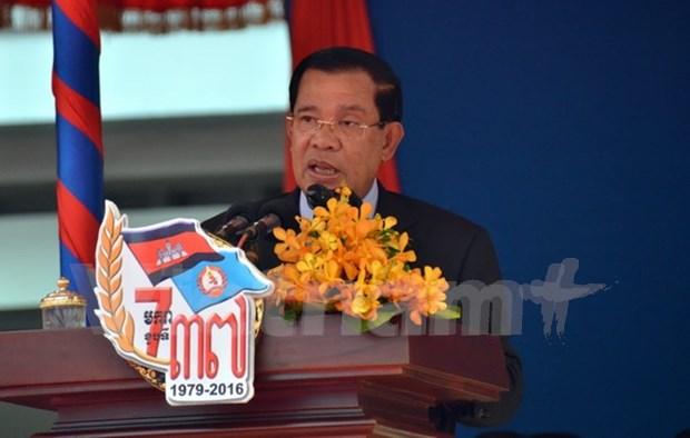Le Cambodge celebre la Journee de la Victoire du 7 janvier hinh anh 1