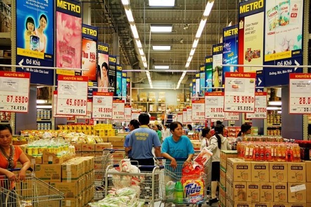 Le groupe Metro finalise la vente de Metro Cash & Carry Vietnam au TCC hinh anh 1