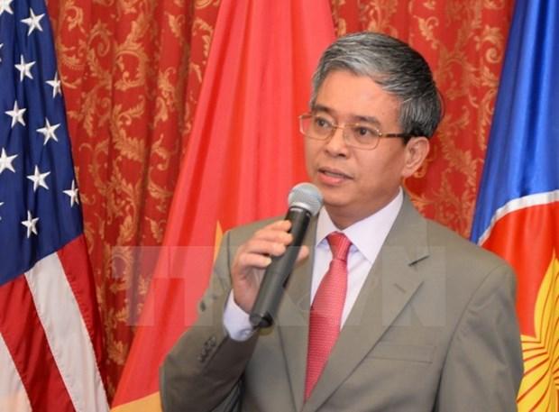 Reunion du Comite de l'ASEAN a Washington hinh anh 1