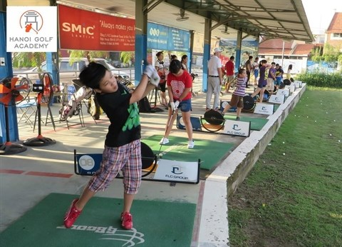 Quand le golf devient accessible hinh anh 1