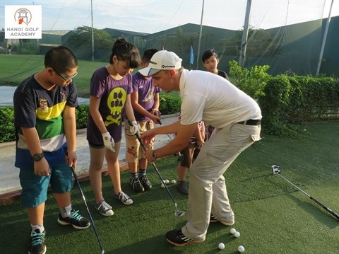 Quand le golf devient accessible hinh anh 2