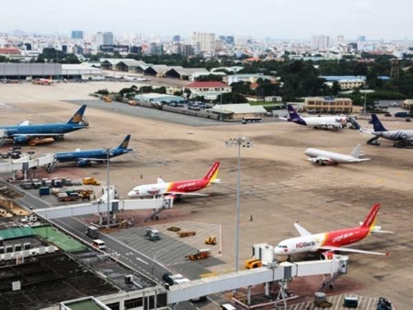 L'Aviation civile du Vietnam fete son 60e anniversaire hinh anh 1