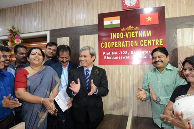 Le centre de cooperation Inde-Vietnam a Odisha (Inde) voit le jour hinh anh 1