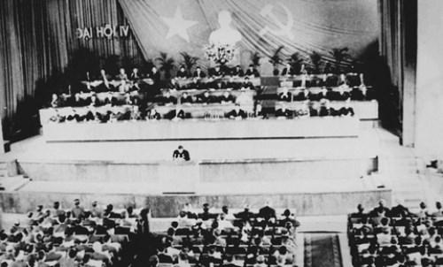 Le 4e Congres national du Parti Communiste du Vietnam hinh anh 1