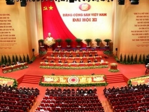 Le 11e Congres national du Parti Communiste du Vietnam hinh anh 1