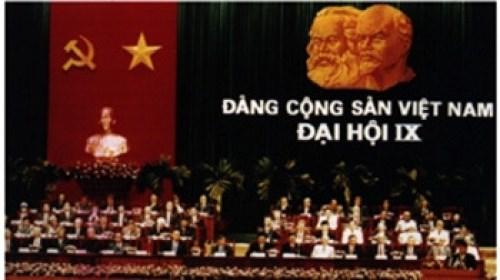 Le 9e Congres national du Parti Communiste du Vietnam hinh anh 1