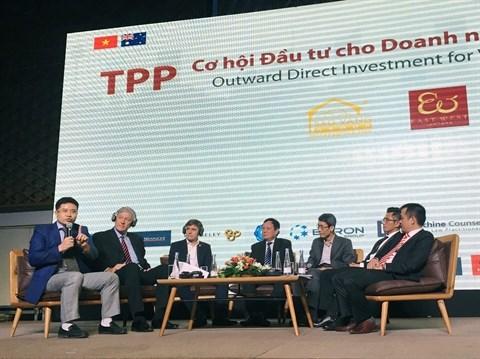TPP: opportunites et defis pour les entreprises vietnamiennes hinh anh 1