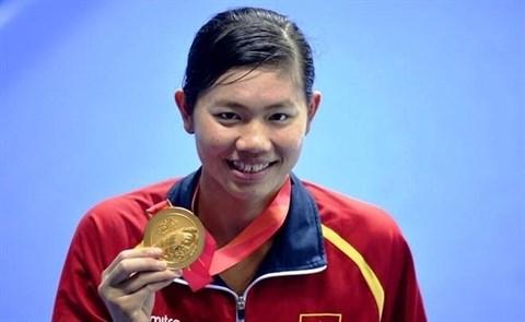 Coupe de la Victoire 2015 : la nageuse Anh Vien favorite hinh anh 1