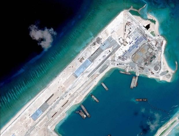 Les Philippines protestent contre les vols d'essai effectues par la Chine en Mer Orientale hinh anh 1