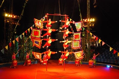 Hue : le festival international du cirque 2016 approche hinh anh 1
