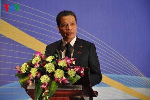 Celebration du 66e anniversaire des relations diplomatiques Vietnam-Chine a Pekin hinh anh 1