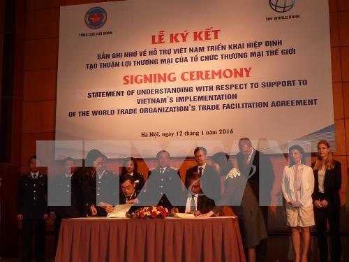 La BM soutient la creation d'un site web sur le commerce national hinh anh 1