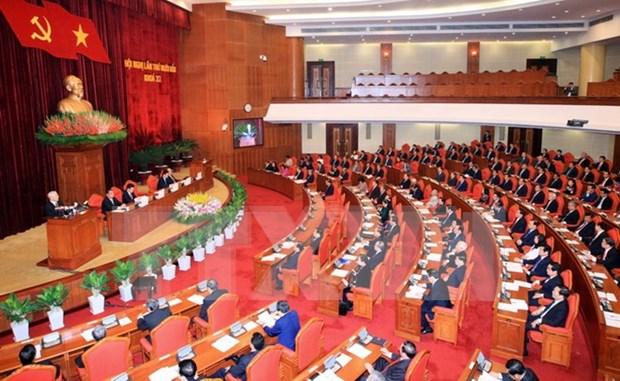 Le 14e Plenum du CC du PCV: le personnel au debat hinh anh 1