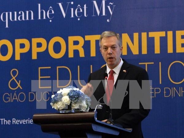 Perspectives de cooperation economique et educationnelle Vietnam-Etats-Unis hinh anh 1